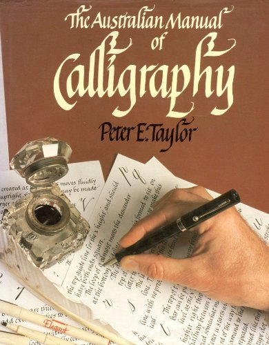 9780043000960: The Australian Manual of Calligraphy