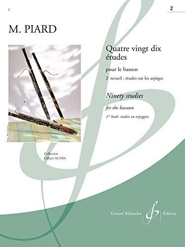 9780043002827: Ninety Studies for Bassoon Book 2