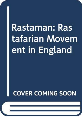 9780043011089: Rastaman: Rastafarian Movement in England