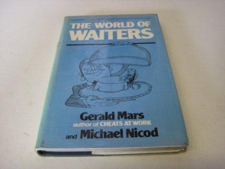 9780043011782: World of Waiters