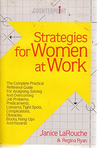 9780043011911: Strategies for Women at Work