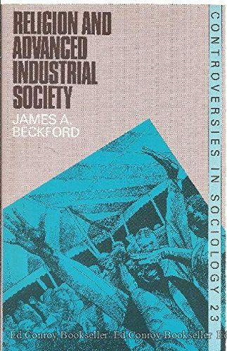 9780043012291: Religion and Advanced Industrial Society (Controversies in sociology)