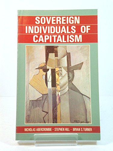 9780043012314: Sovereign Individuals of Capitalism