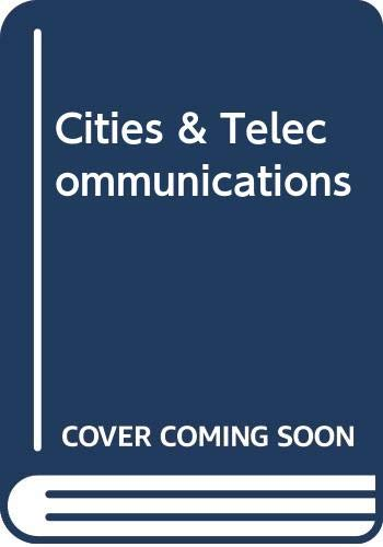 9780043012611: Cities and Telecommunications Policy