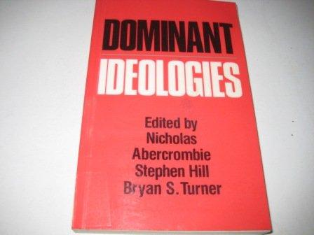 9780043012994: Dominant Ideologies