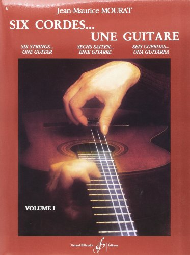 9780043016480: Six Cordes... une Guitare Volume 1