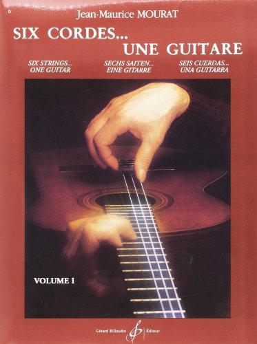 9780043016480: Six Cordes... une Guitare Volume 1