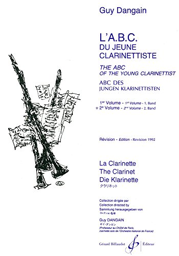 9780043017968: L'ABC du Jeune Clarinettiste Volume 2
