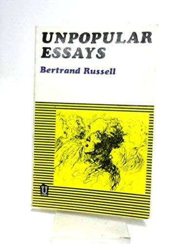 essays by bertrand russell