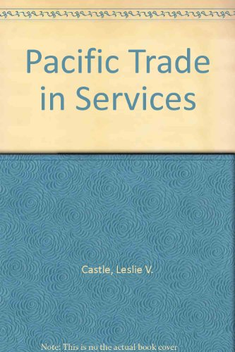 9780043050101: Pacific Trade in Services
