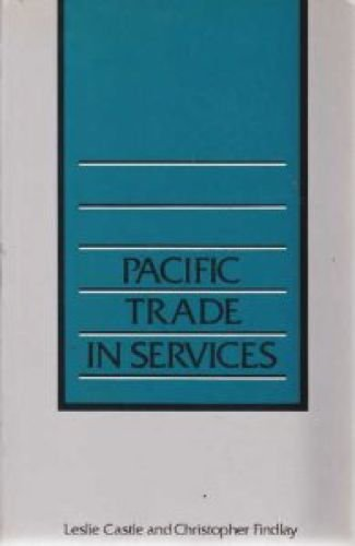 9780043050118: Pacific Trade in Services