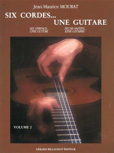 9780043051214: Six Cordes... une Guitare Volume 2