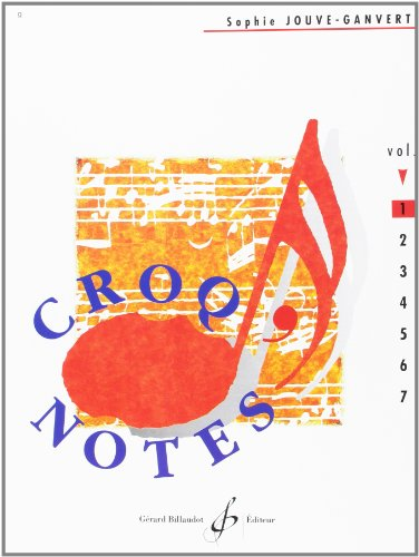 9780043059623: Croq'Notes - Cahier 1 - 1re Annee