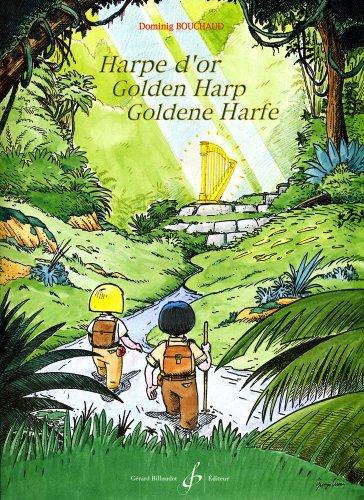 9780043059937: Harpe d'Or - pour Commencer la Harpe Celtique