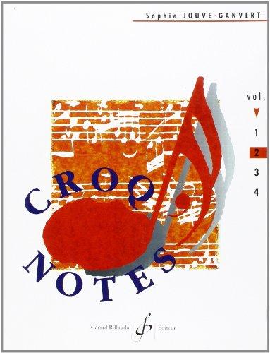9780043064467: Croq'Notes - Cahier 2 - 2e Annee