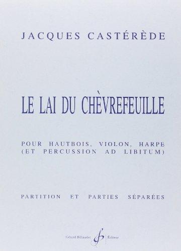 9780043068847: Le Lai de Chevrefeuille