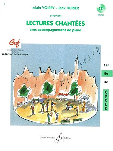 9780043070765: Lectures Chantees - 2e Cycle