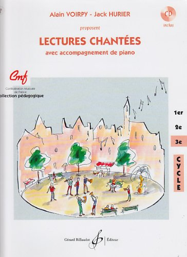 9780043070772: Lectures Chantees - 3e Cycle
