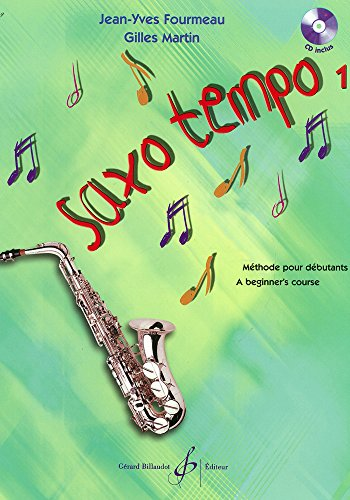 9780043071212: SAXO TEMPO + CD Volume 1 (1)
