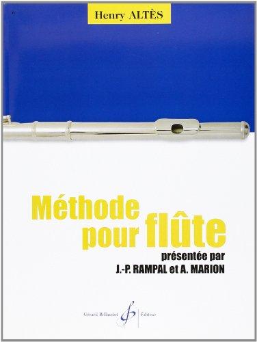 9780043071847: Methode pour Flûte