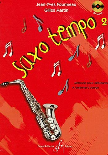 9780043075616: FOURMEAU y MARTIN - Saxo Tempo Vol.2 (Metodo) para Saxofon (Inc.CD)