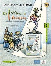 9780043076125: De l'Eleve a l'Artiste Volume 1 - Livre de l'Eleve
