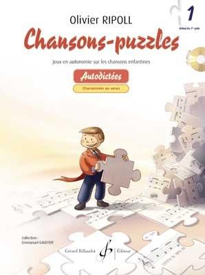 9780043079102: Chansons Puzzles Volume 1