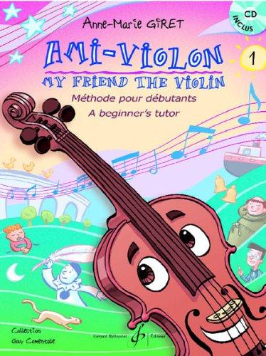 9780043079911: Ami-Violon Volume 1