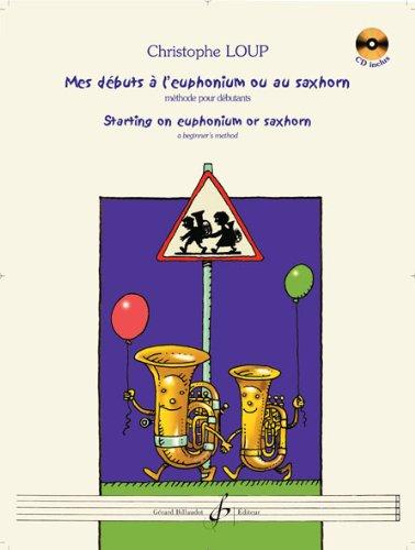 9780043082430: Mes Débuts a l'Euphonium Ou au Saxhorn