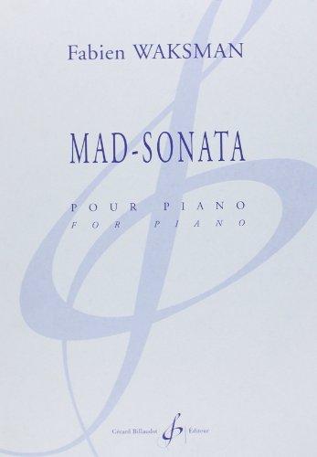 9780043084656: Mad-Sonata