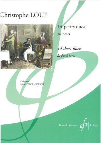 9780043086391: 14 Petits Duos