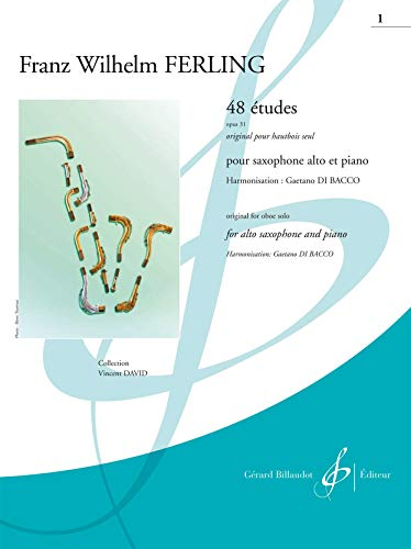 9780043095959: 48 Etudes for Alto Saxophone and Piano by Wilhelm Ferling