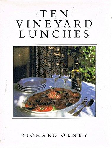 9780043100189: Ten Vineyard Lunches