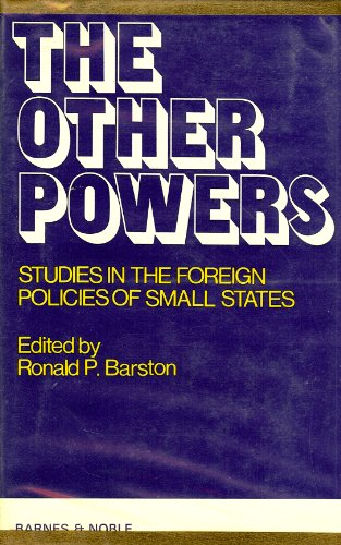 9780043200841: The other powers: Studies In The Foreign Policies Of Small States
