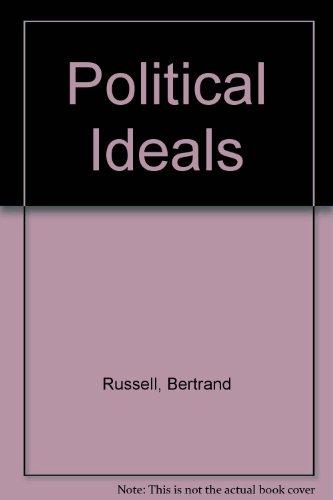 9780043201206: Political Ideals