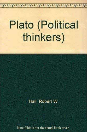 9780043201459: Plato (Political thinkers)