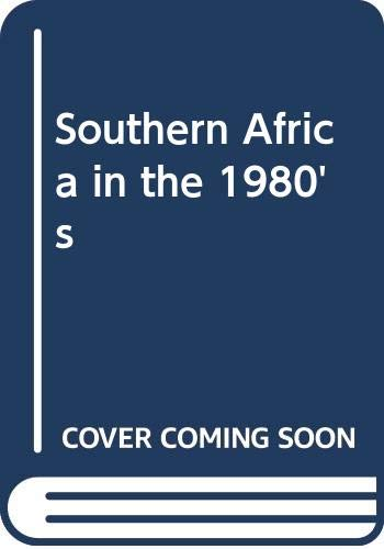 Southern Africa in the 1980's: Aluko, Olajide and