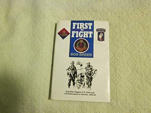 9780043202180: First to Fight