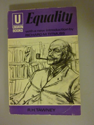 9780043230145: Equality (U.Books)