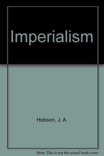 9780043250198: Imperialism