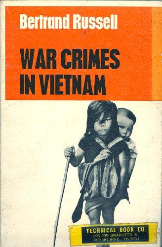 9780043270172: War Crimes in Vietnam