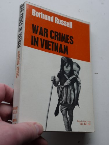 9780043270172: War Crimes in Vietnam