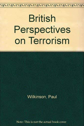9780043270646: British Perspectives on Terrorism