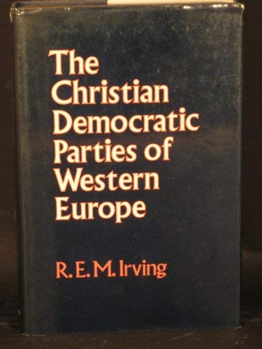 9780043290286: Christian Democratic Parties of Western Europe