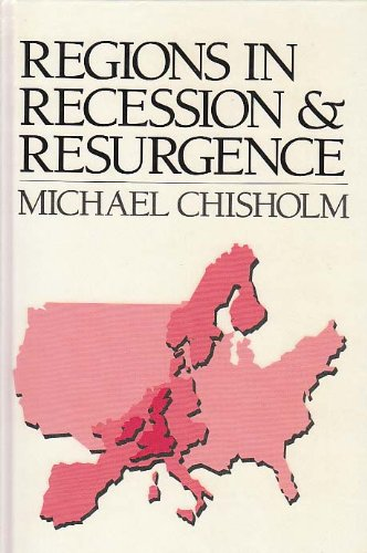 9780043300626: Regions in Recession and Resurgence (Unwin University Books)