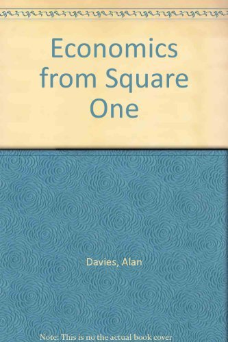 9780043301302: Economics from Square One