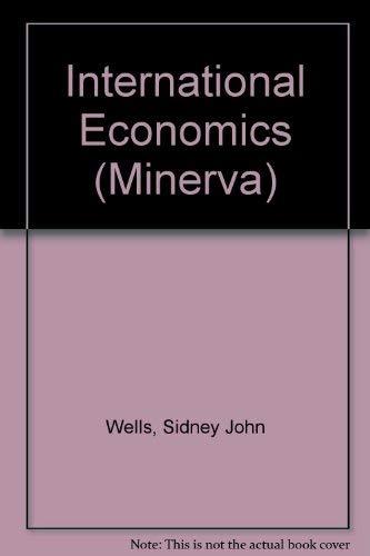 9780043301470: International Economics (Minerva)
