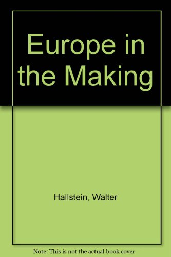 9780043302156: Europe in the Making