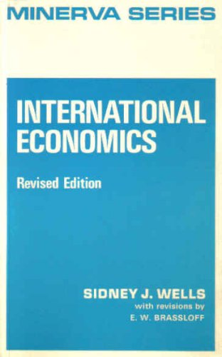 9780043302248: International Economics (Minerva)