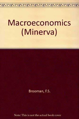 9780043302316: Macroeconomics (Minerva)